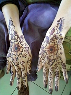 Lukis Henna Bagus Di Jogja Wanov Organizer Make Up Art Wardrobe